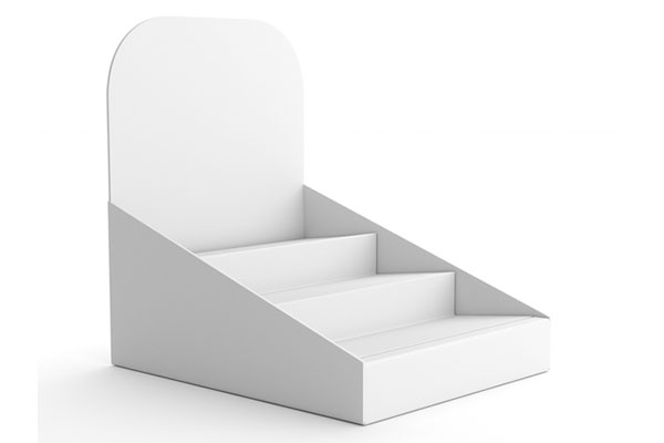 Fabricated plastic steps